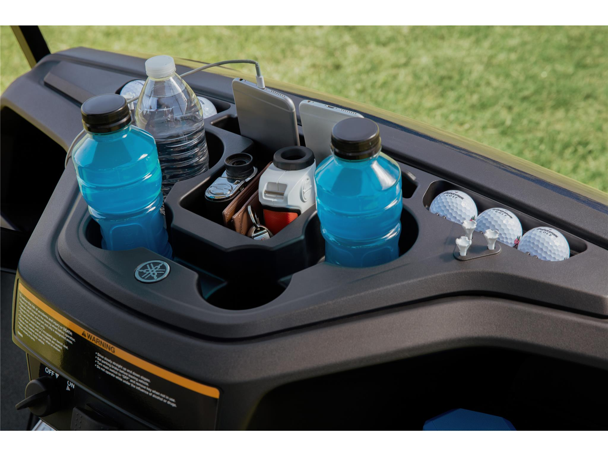 Consumer Golf Cart - AUTOMOTIVE STYLE DASH