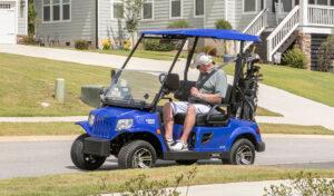 E-Merge Revenge Tomberlin Street Legal Cart Low Speed Vehicles (LSV)