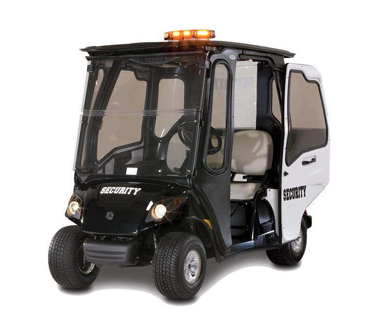 Coastal Carts Commercial Security Carts