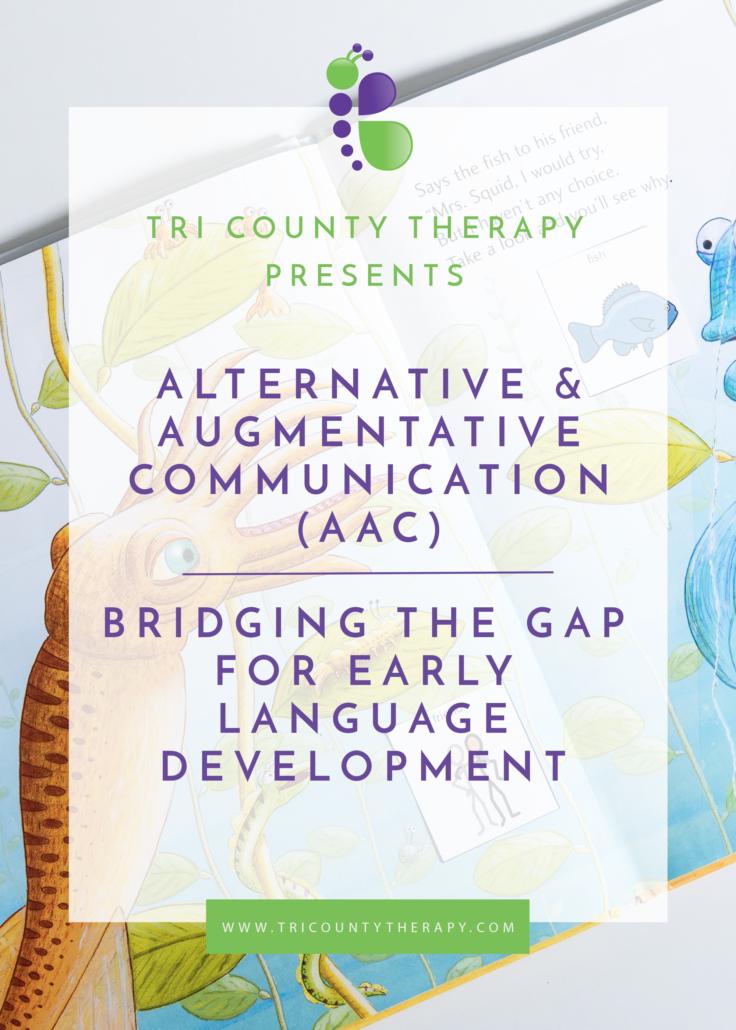 Augmentative & Alternative Communication Options