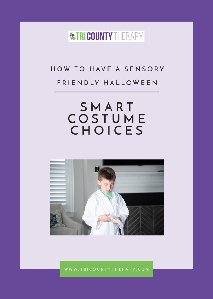 How To Have A Sensory-Friendly Halloween: Costume Choices