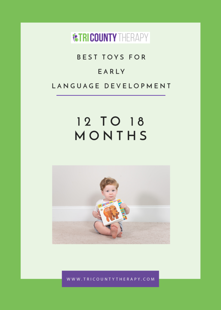 Best Toys for Early Language Development: 12-18 Months