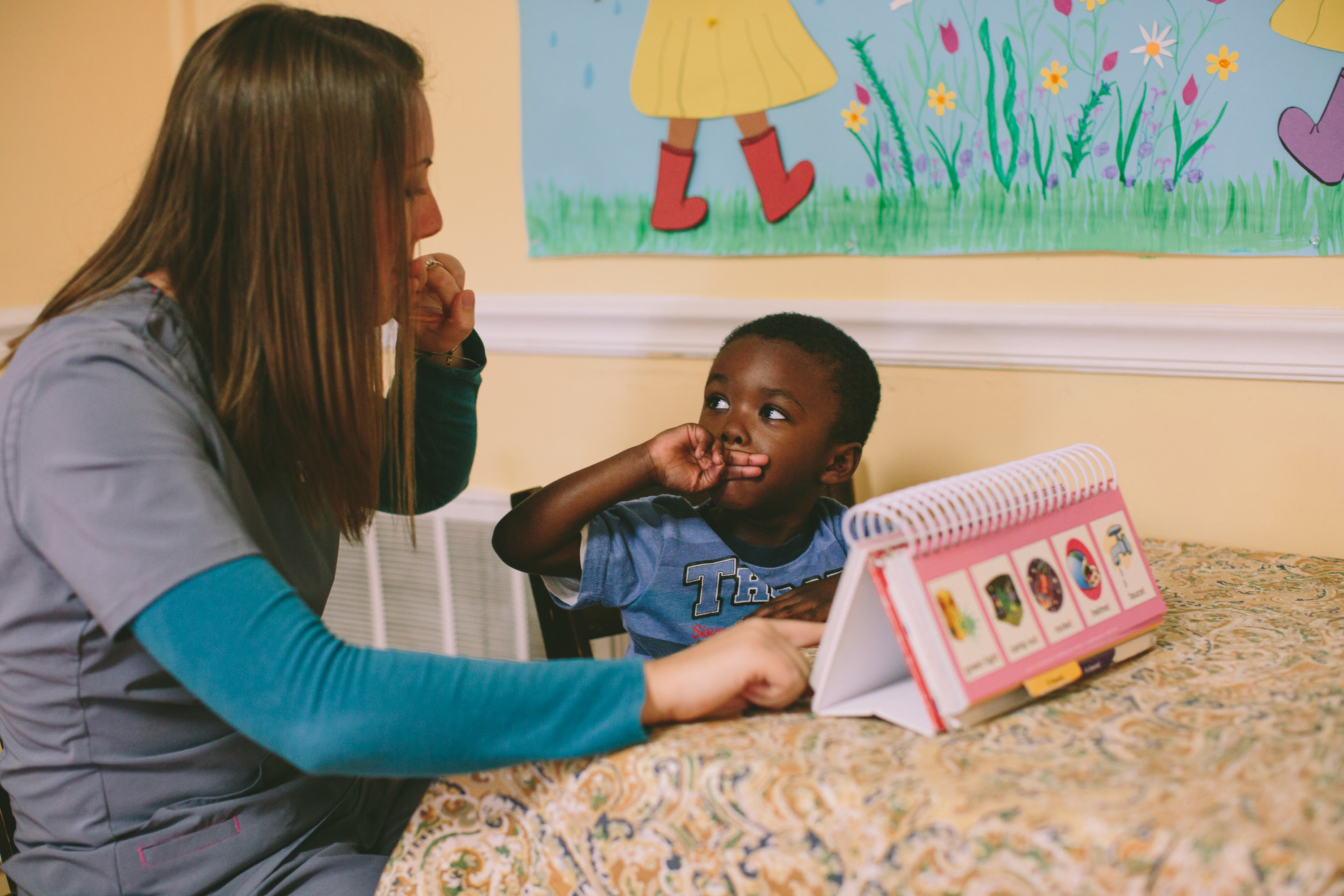 Tri-County Therapy Speech Therapy for Articulation