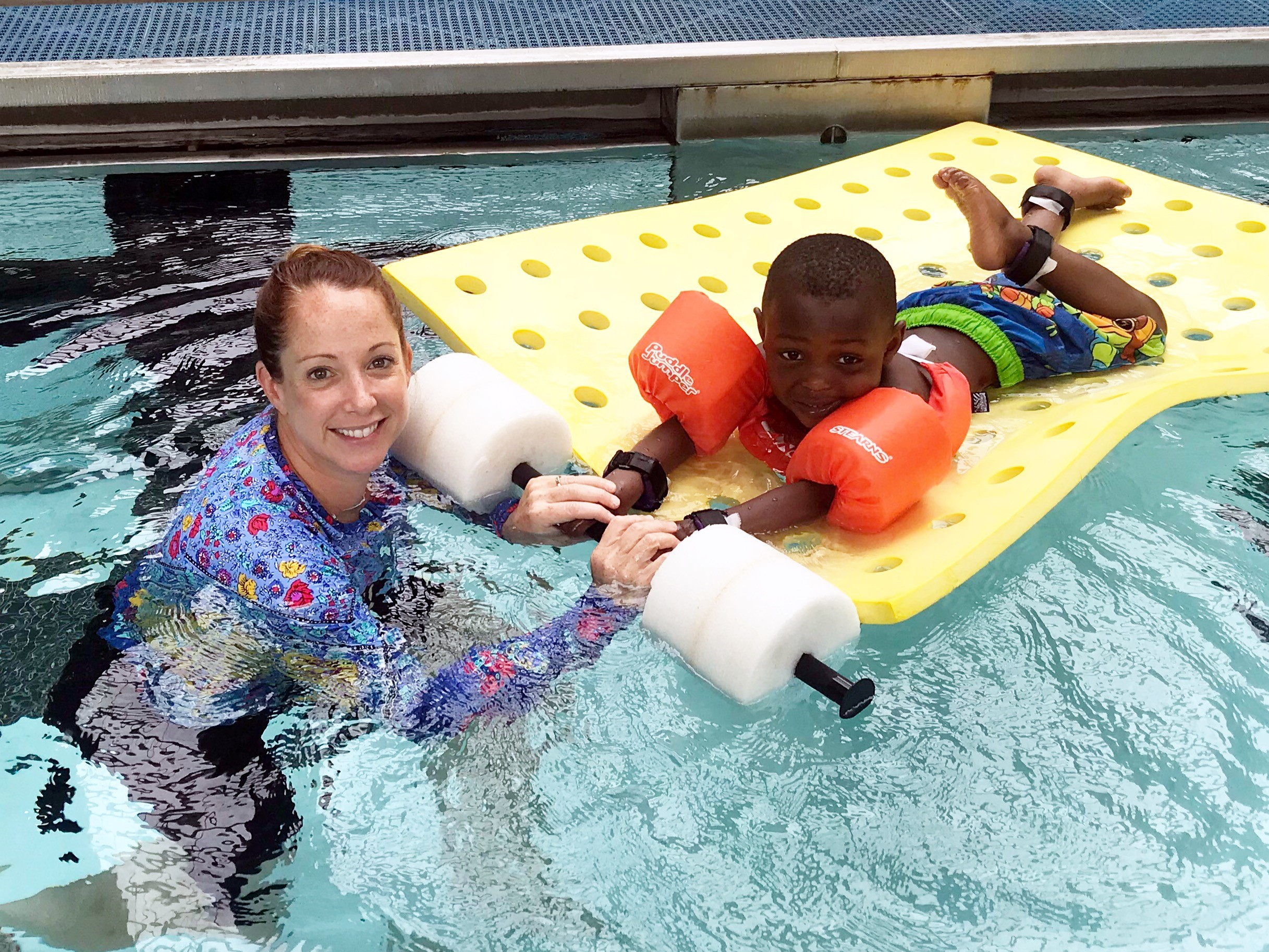Tri-County Therapy offers Aquatic Therapy