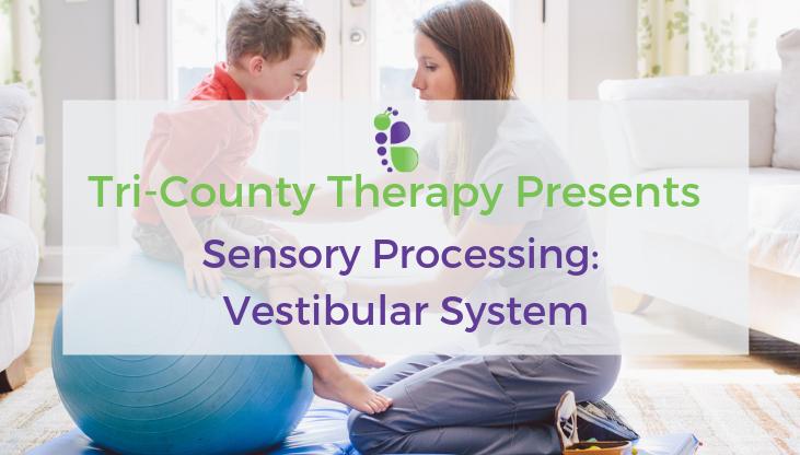Sensory Processing: Vestibular