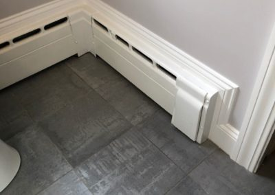 Handicap Barrier Free Accessible Bathroom flooring