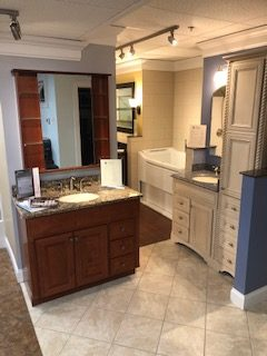 Showroom - Bath Remodel