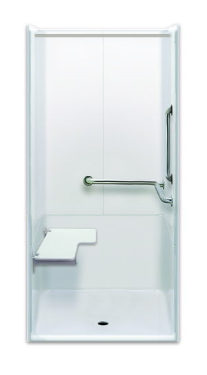 ADA approved Grab Bars & Transfer Benches