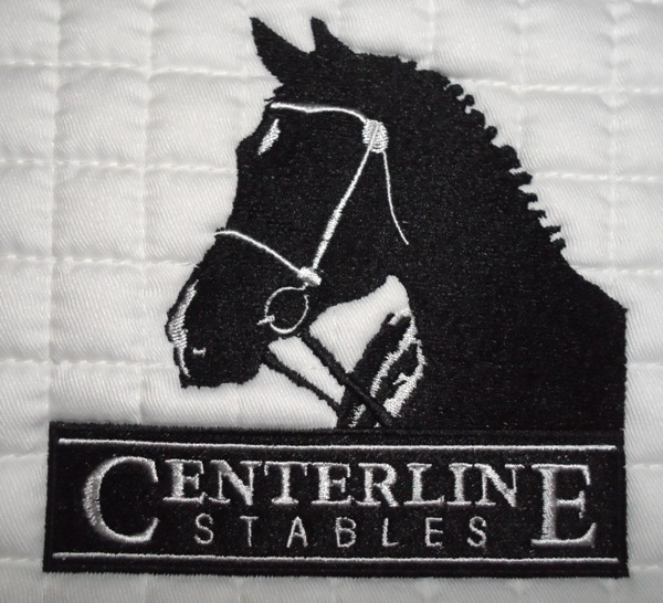 centerline stables saddle pad