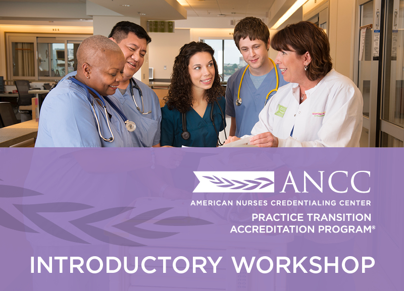Practice Transition Accreditation Program Introductory Workshop
