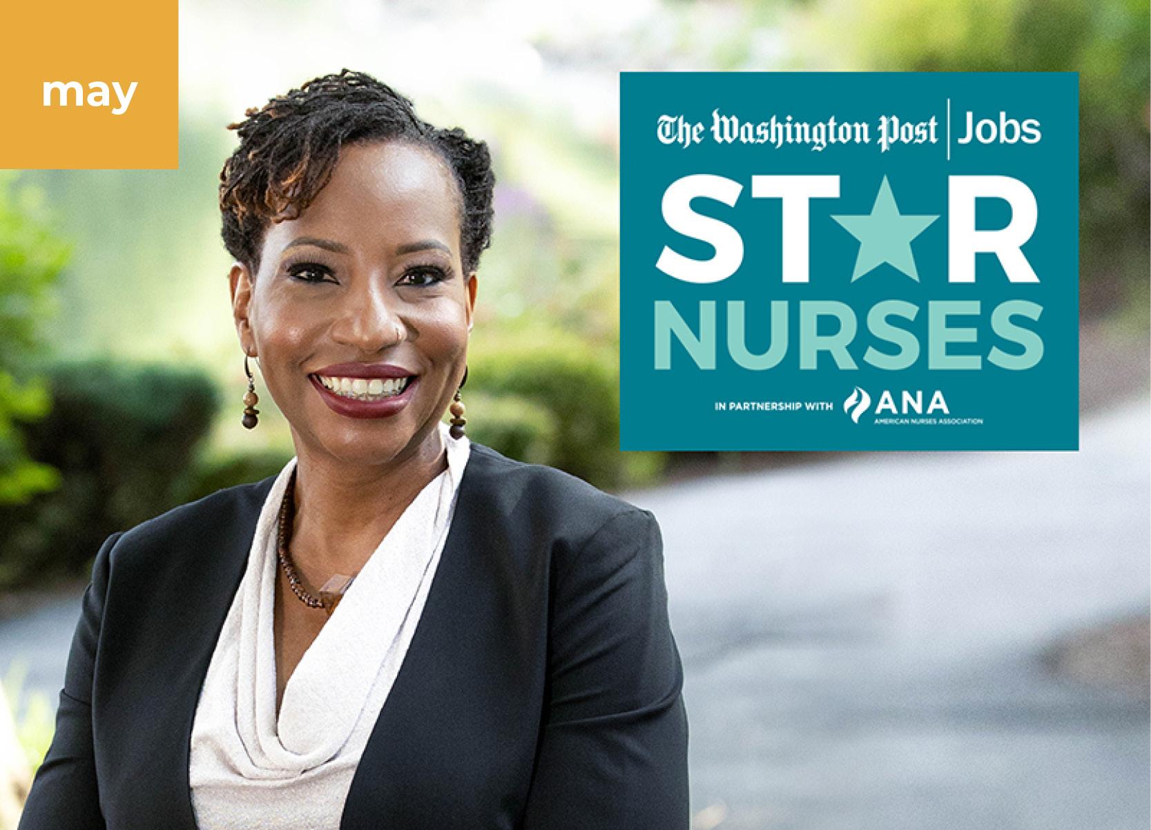 Star Nurses. The Washington Post Jobs, in partnership with ANA