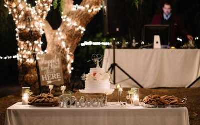 Unique Wedding Dessert Table Decoration Ideas