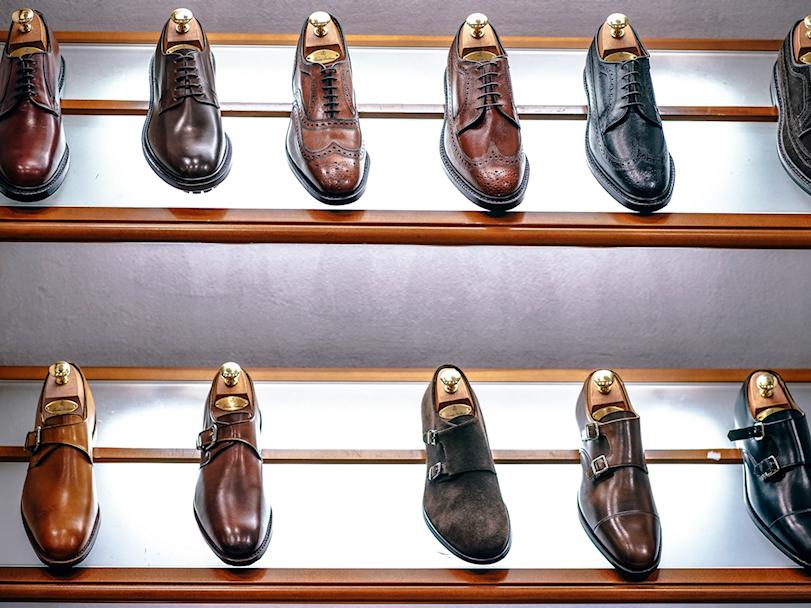 71f09e858e4 The Best Men's Wedding Shoe Ideas for 2019: All Suit Colors & Styles