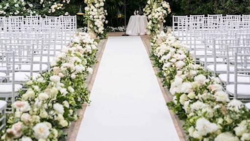 Aisle Runner For Wedding.Best Material For Wedding Aisle Runners 4 Cheap Aisle Runner Ideas