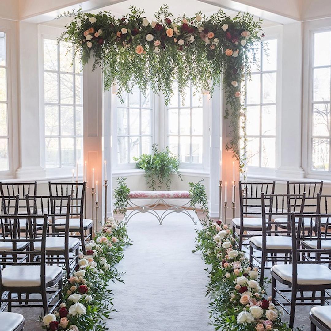 Wedding Church Decorations Ideas: 26 Simple Church Wedding Decorations & Ideas For 2020