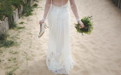 6 Best Beach Wedding Dresses for a Wedding on the Sand