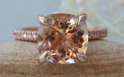 What Are Morganite Wedding Rings? 7 Trendy Engagement Rings for 2020