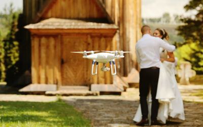 The 5 Best Drones for Wedding Photographers in 2020
