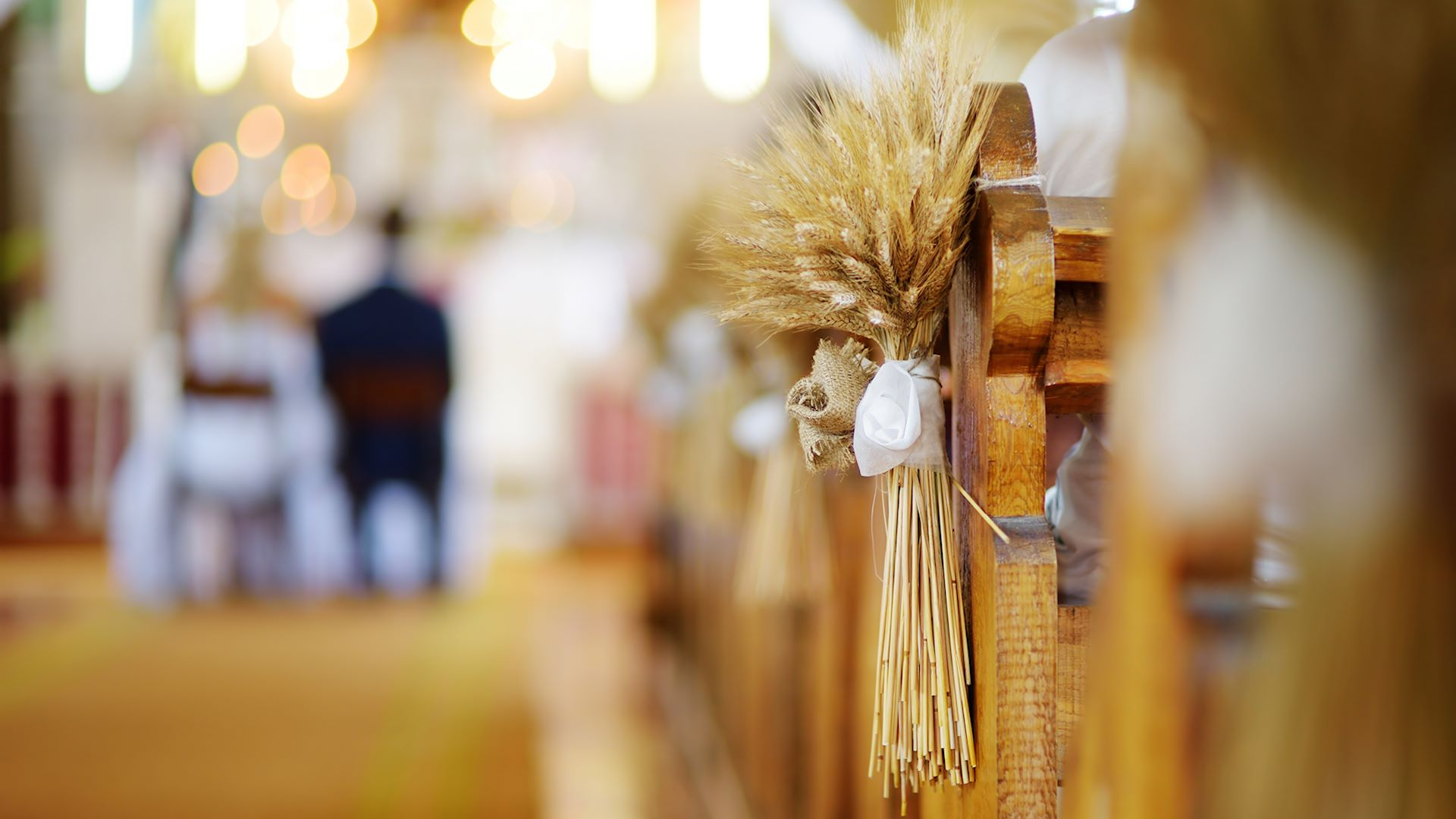 26 Simple Church Wedding Decorations Ideas For 2020