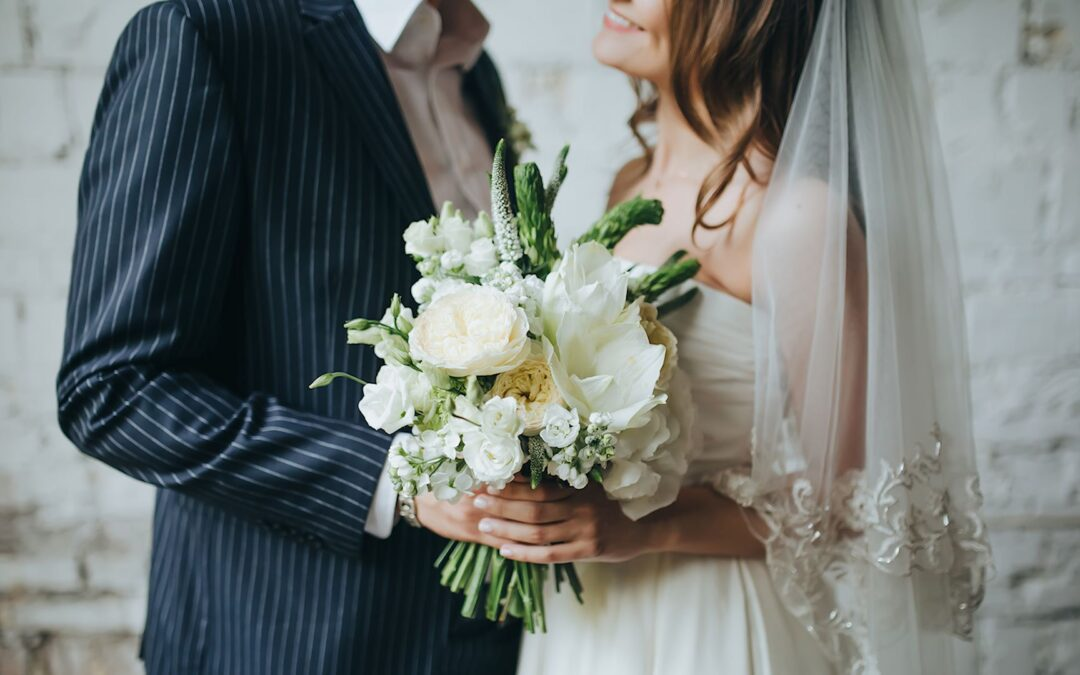 The Most Popular Types Of Flowers For Weddings in 2020