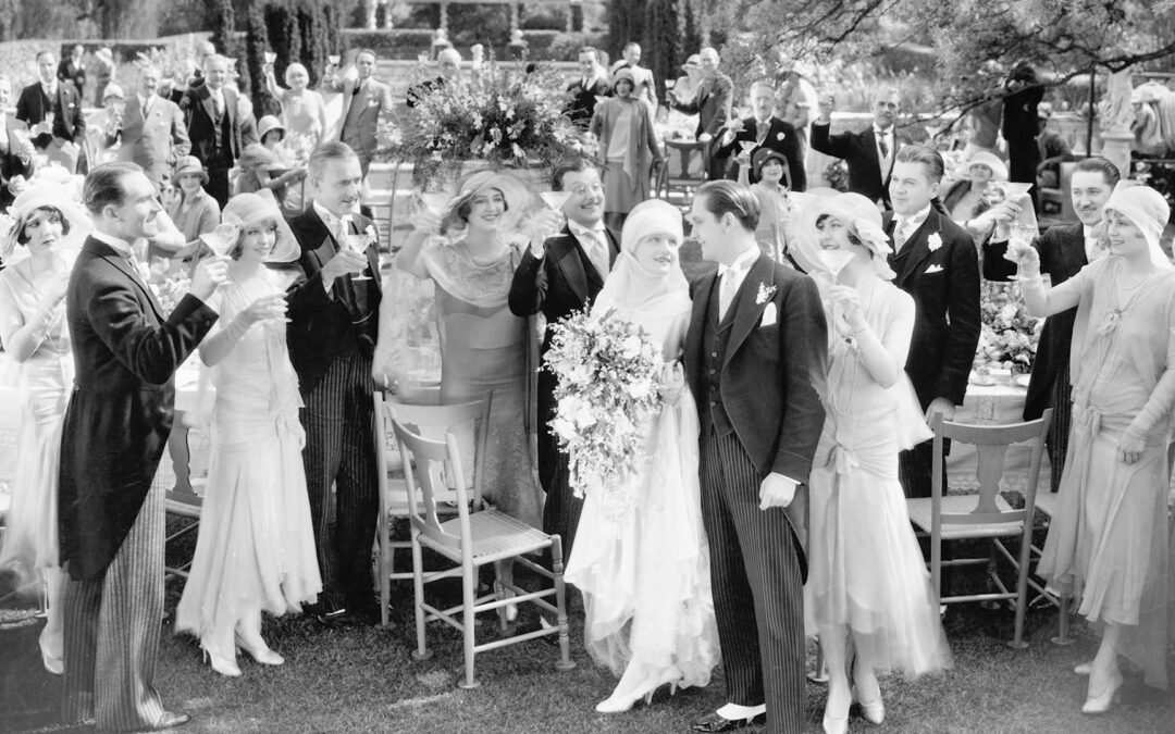 Roaring 20s Themed Wedding Ideas For 2020
