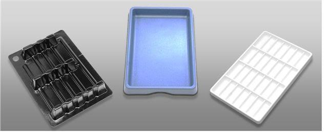 PDI Plastics Custom Parts
