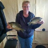 George Wells Fishing Trips Crappie Fishing Trip