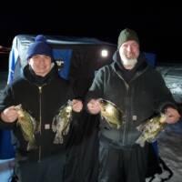 George Wells Fishing Trips Leach Lake