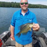 George Wells Fishing Trips Pan Fish