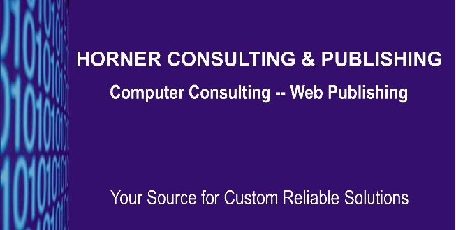 Horner Consulting and Publishing