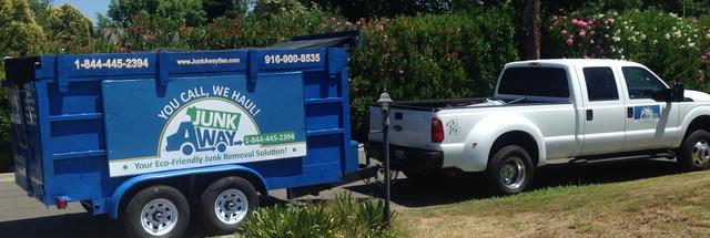 Sacramento Junk Hauling and Removal