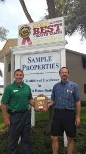 FL Sheriffs Youth Ranch Award Pic