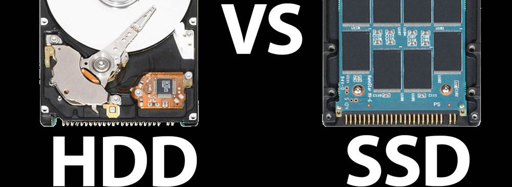 Solid State Drive Conversion