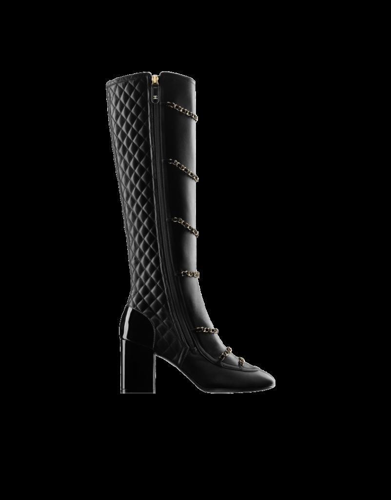 high boots, botas altas