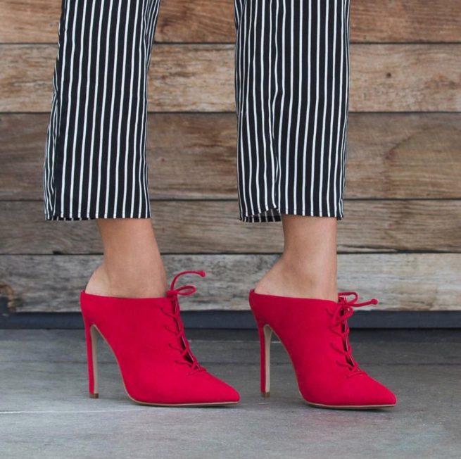 tendencias en zapatos otoño-invierno