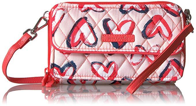 Bolsos con corazones