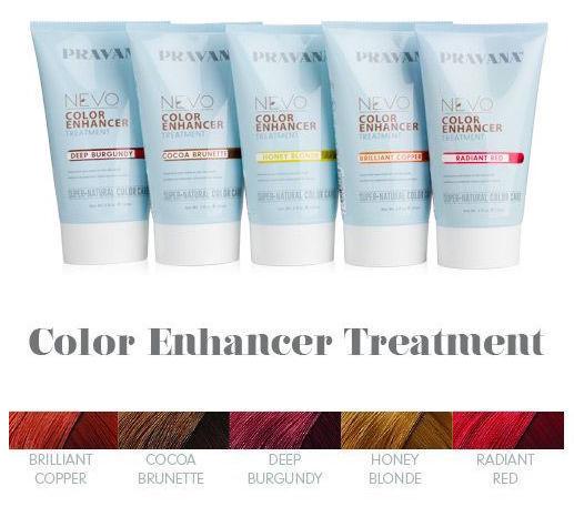 Nevo color enhancer