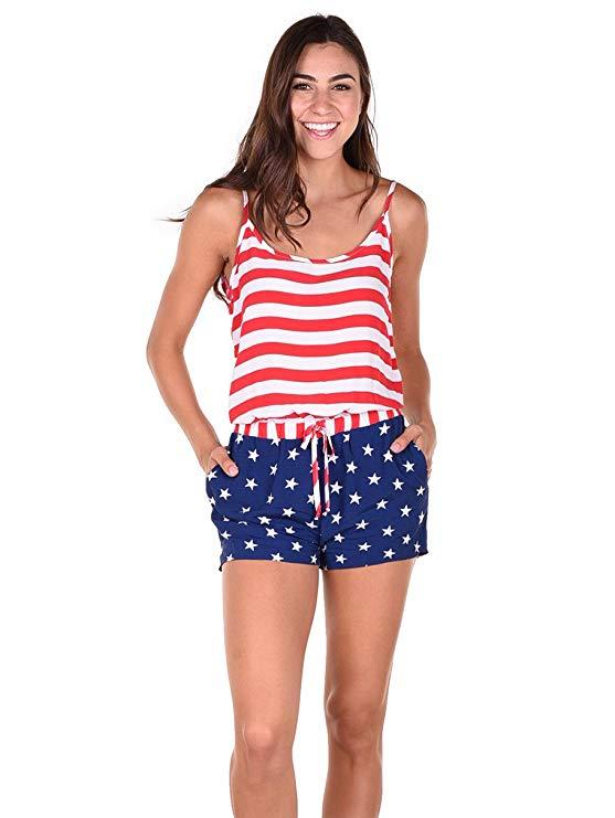 looks patrióticos para celebrar el 4 de julio en usa