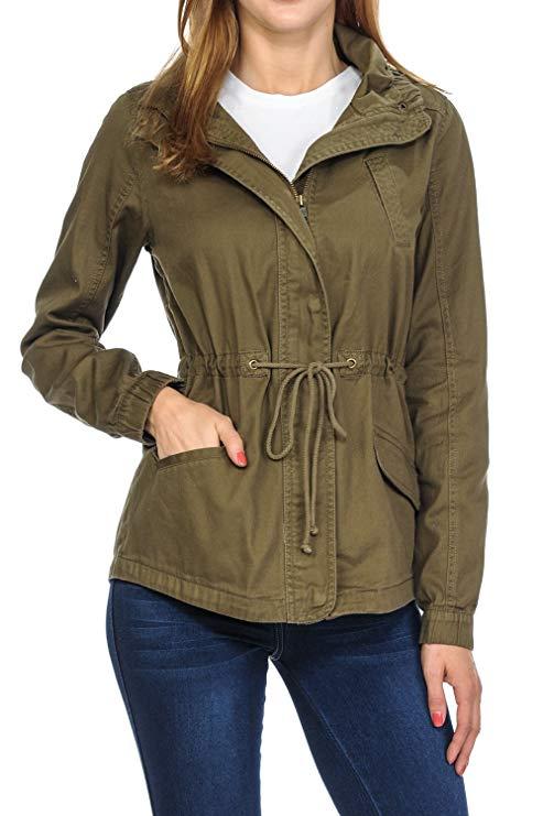military jacket, outfits para la universidad