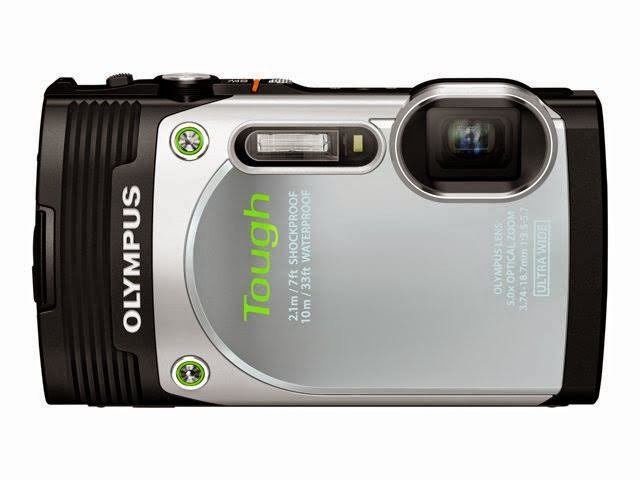 Camera for CPR Kayak Tournaments