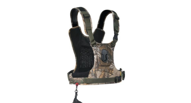cotton carriers camera harness