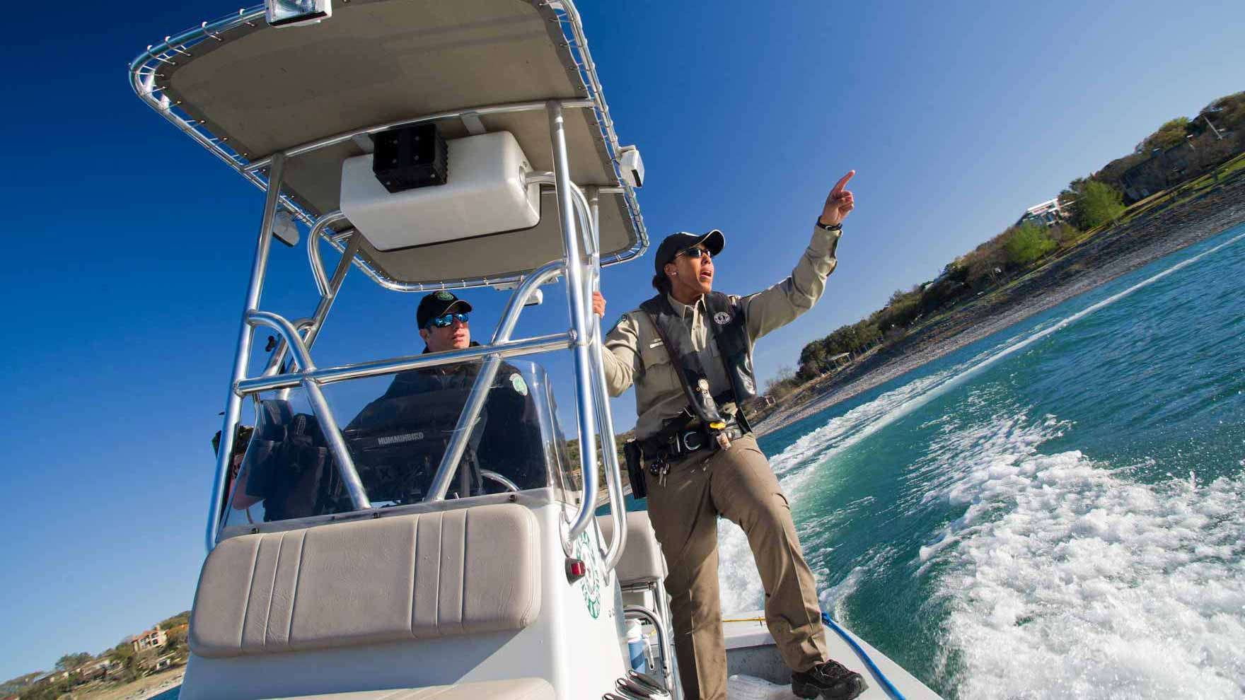 Game Wardens Texas