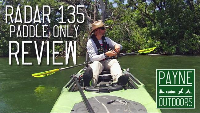 Radar 135 Kayak Review Payne Outdoors