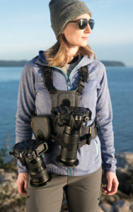 Cotton Carrier G3 Camera Harness