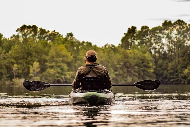 Backwater Assassin Paddle