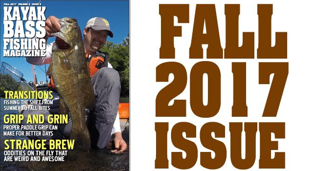 Kayak Bass Fishing Magazine