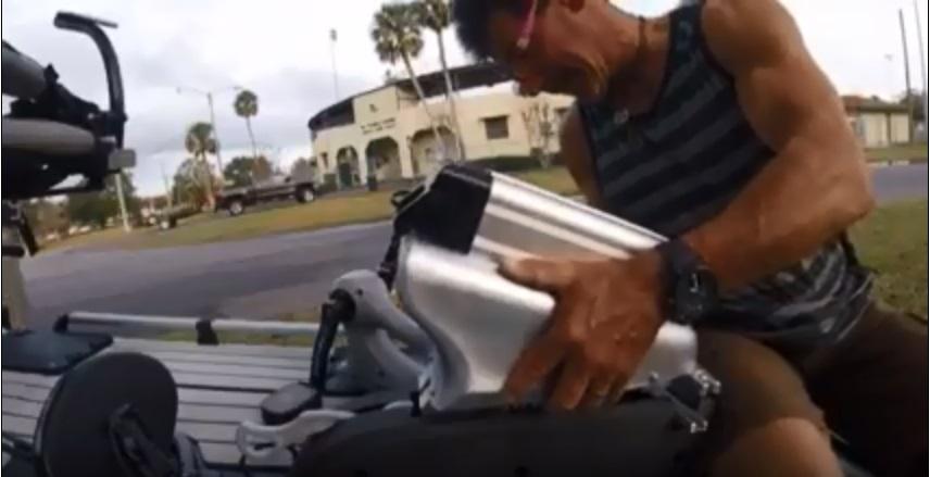 Jackson Kayak E-Flex Drive Electric Motor Payne Outdoors