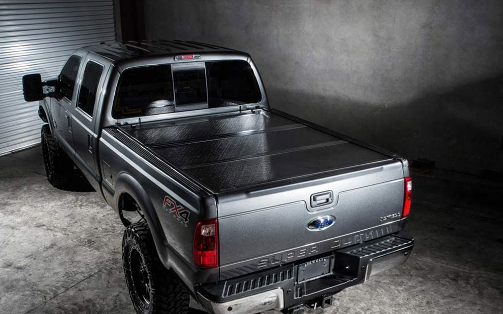 Review Undercover Flex Truck Bed Cover Payne Outdoors