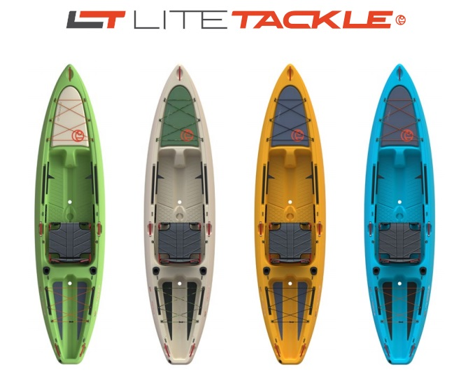 Crescent Kayaks LT Light Tackle Colors Payne Outdoors