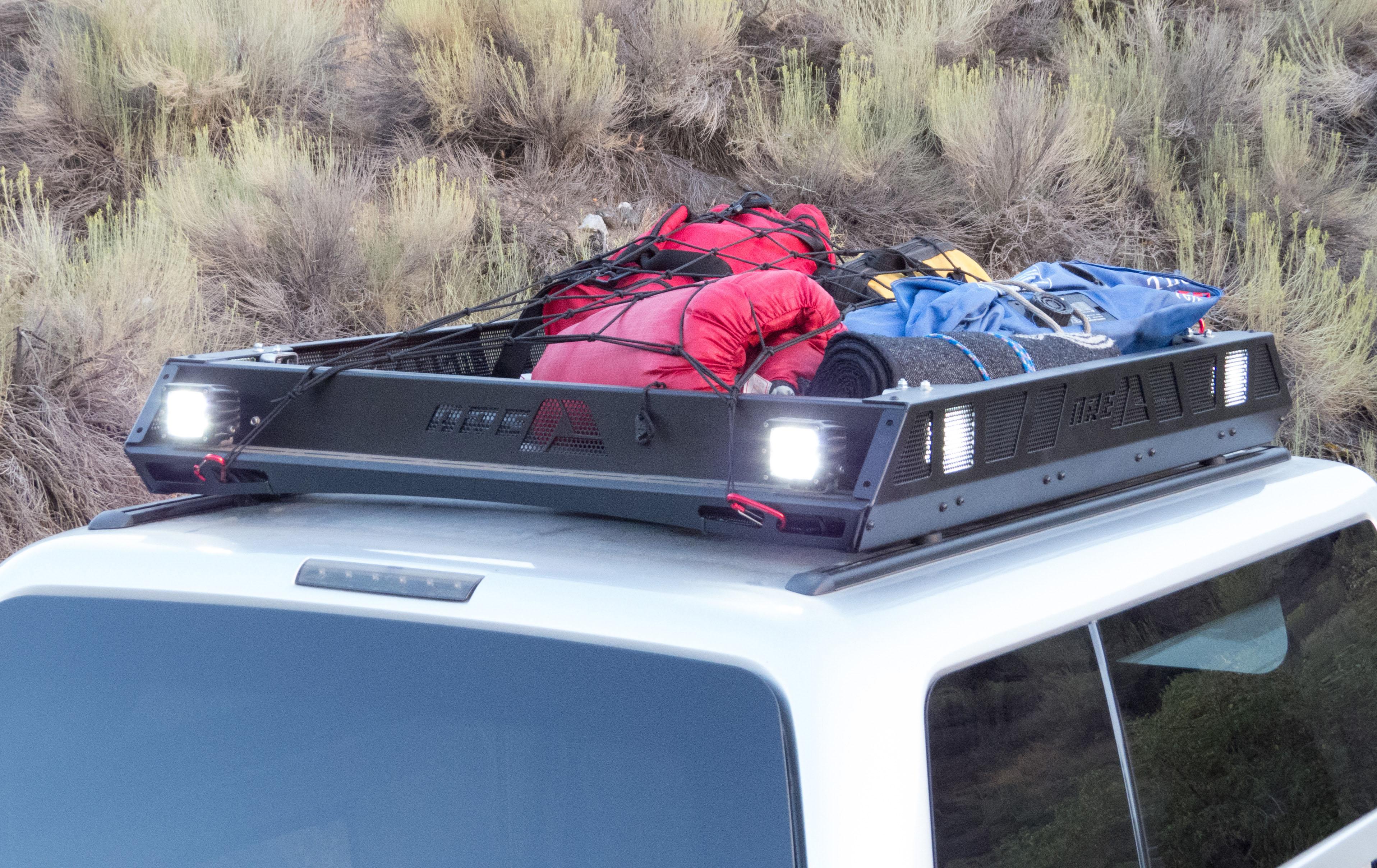 A.R.E. truck accessories Ascend and Rival